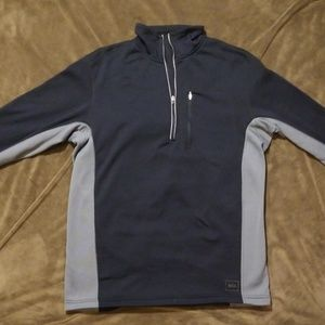 REI Men's Thermal 1/4 Zip Pullover